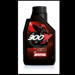 MOTUL 300V FACTORY LINE 10W-40 1L
