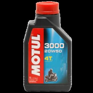 MOTUL 3000 4T 20W-50 1L