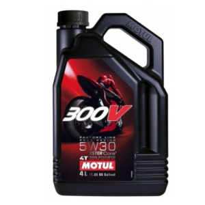 MOTUL 300V FL ROAD RACING 5W30 4L