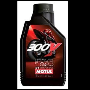 MOTUL 300V FL ROAD RACING 5W30 1L