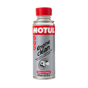 MOTUL ENGINE CLEAN MOTO 200ML